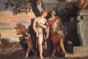 Paolo Veronese Venus and Mercury Present Eros and Anteros to Jupiter china oil painting reproduction